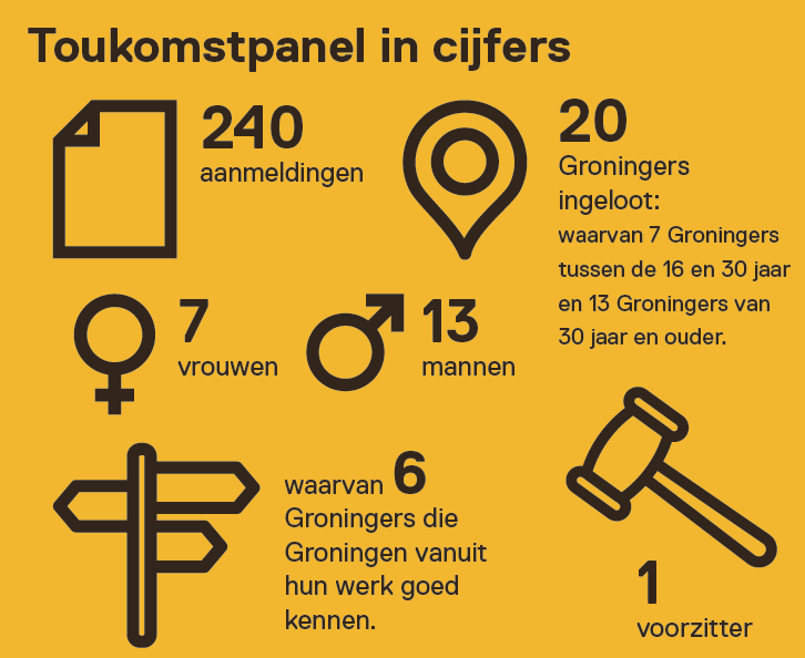 Infographic Toukomstpanel